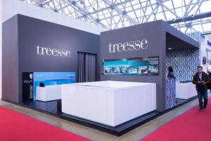 Treesse на выставке Мосбилд (mosbuild) 2018